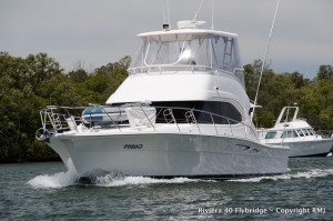 Riviera 40 Open Flybridge