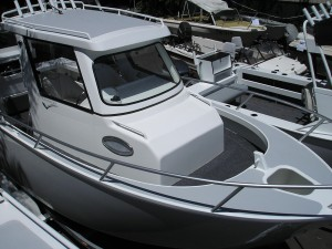 Noble 685 Centre Cabin Plate Hull