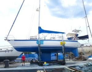 1997 Swarbrick 40 Sailing Sloop
