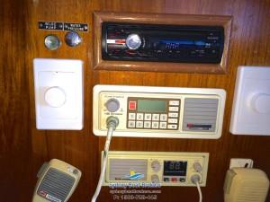 1993 Caribbean 35 Flybridge