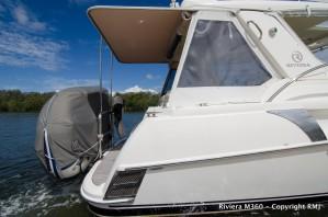 Riviera M360 Sports Cruiser