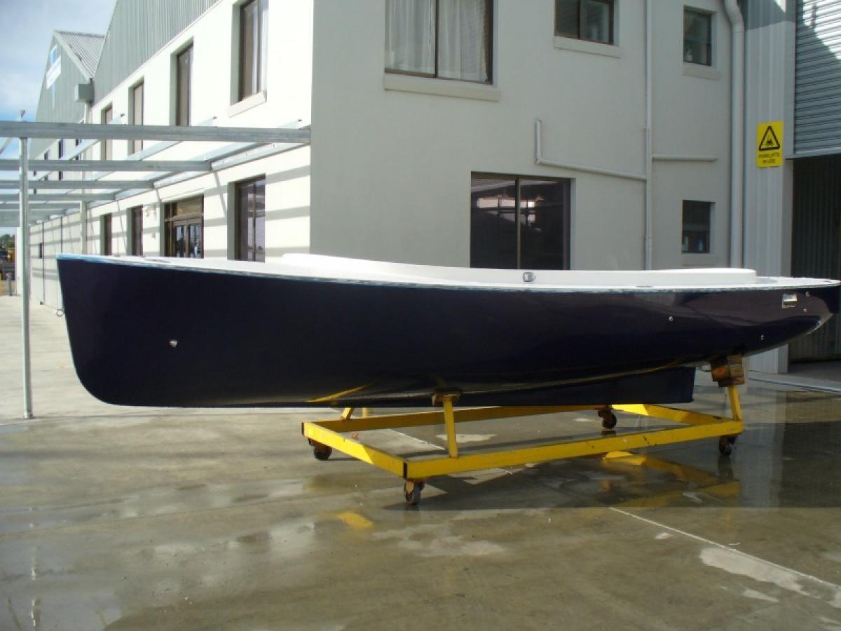 Coralie B  river boat