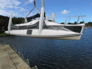 Corsair Sprint 750 Trimaran - SOLD