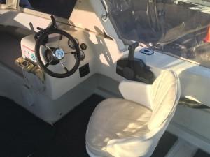 2011 Smartliner 21 Cuddy cabin