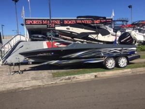 2012 XXX Sports Boats 21 Social.