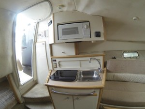 1998 Maxum 2400