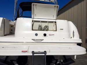 2007 Sea Ray 290 Amberjack