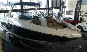 2012 Sea Ray 300SLX