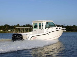 Boston Whaler 315 Conquest