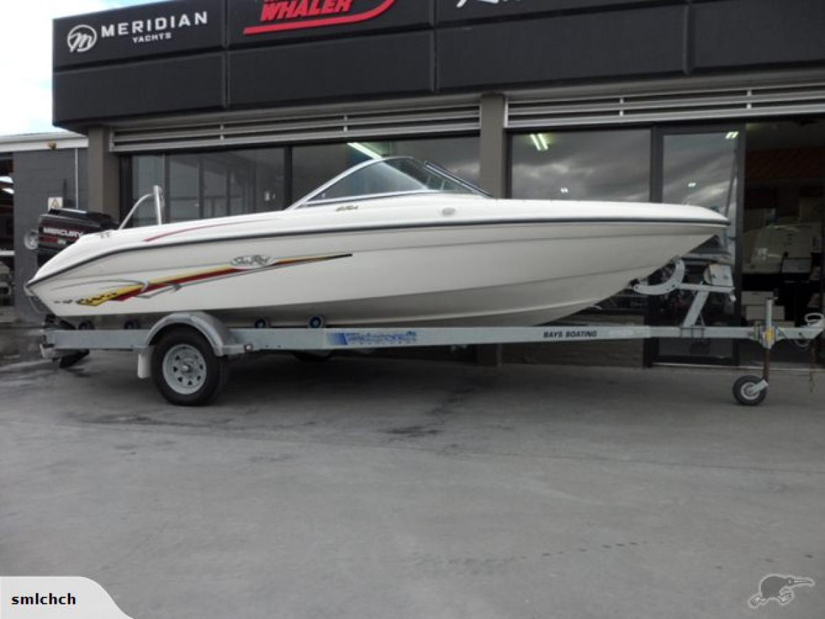 1995 sea ray 175 bowrider outboard sports marine for Bowrider boats with outboard motors