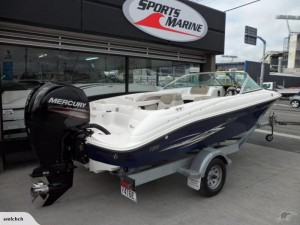 2011 Rae Line 185 BowRider Outboard