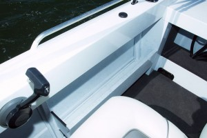 QUINTREX 630 FRONTIER - SIDE CONSOLE