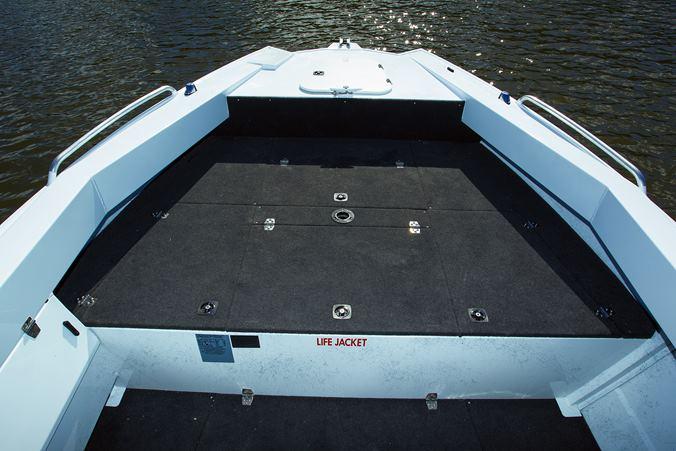 Quintrex 510 Frontier Side Console Jv Marine Melbourne