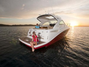 2017 Sea Ray Sundancer 355 - Diesel