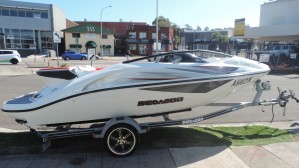 2012 Sea Doo 200 Speedster