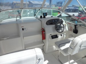 1997 Sea Ray 215 Express Cruiser