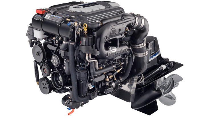 Mercruiser V8 Engine Repowers - Hi Tech MarineHi Tech Marine