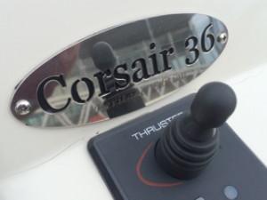 2007 CHRIS CRAFT 36 CORSAIR