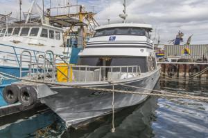 61ft Aluminium Crew/Supply Boat 'SHORT FUSE'