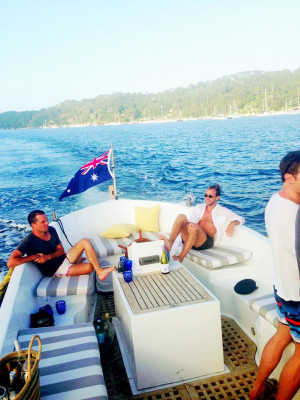 Norwegian Life Raft Tender
