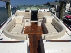 Chris Craft 36 Corsair