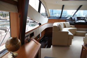 2009 Sunseeker Manhattan 60 MKII