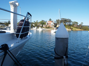 Marina Berth Newport Anchorage Pittwater