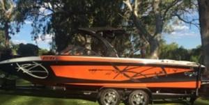 2010 Tige RZ4 Wakeboat