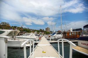 Double Bay Marina Berth