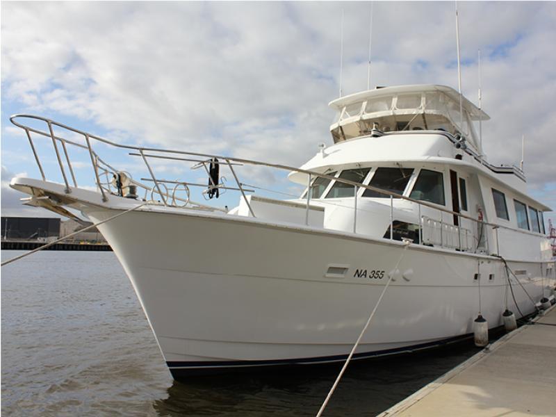 1984 hatteras 70 motor yacht ray white marine for Hatteras 70 motor yacht