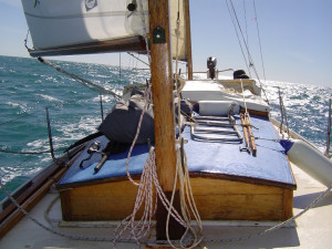 1960 Herreshoff Yacht