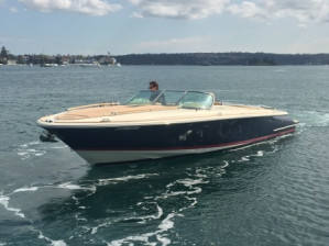 2012 Chris Craft 28 Corsair Heritage