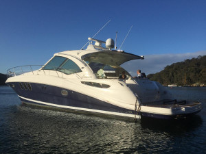 2006 Sea Ray 48 Sundancer