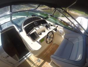 1999 Riviera 4000 Platinum