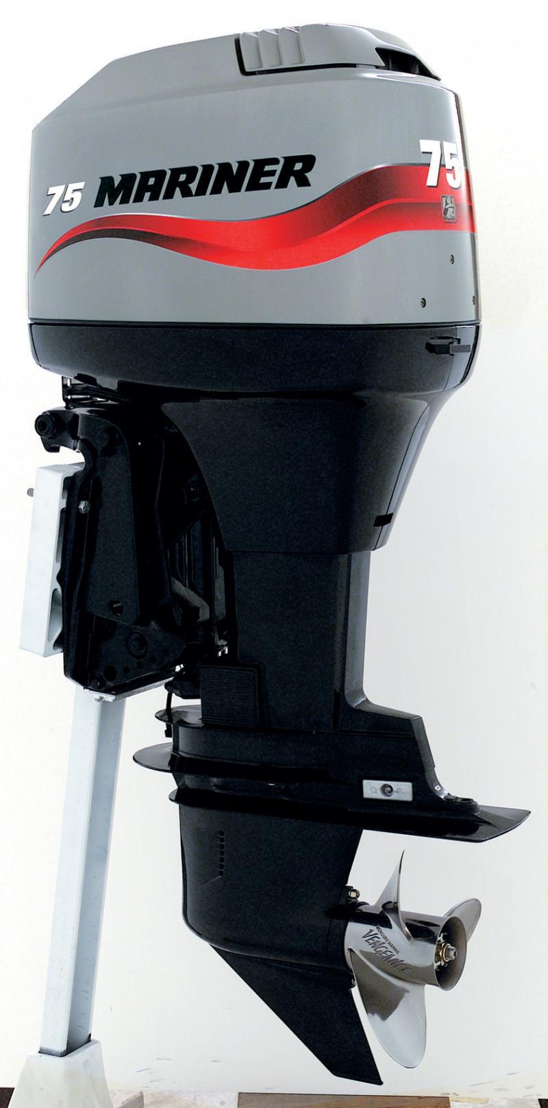 mariner 75 hp twostroke hurrey s marine rh hurreysmarine com au Mariner 115 Outboard  Mariner 40 HP Outboard