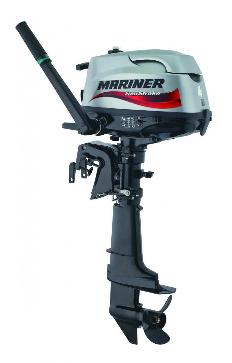 Mariner 4 HP Fourstroke