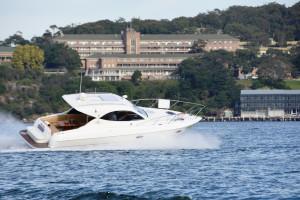 Maritimo 32 Sports Cruiser
