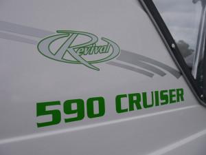 REVIVAL 590 CRUISER