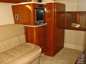 2006 Meridian 411 Flybridge Cruiser