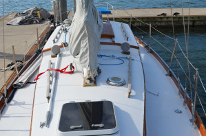 Griffin 34 Timber Sloop