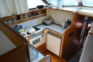 Riviera 38 Flybridge Cruiser
