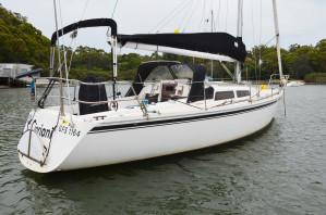 Northshore 38 Yacht