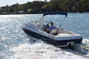 2013 Bayliner 195 Discovery Bowrider
