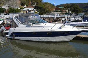 Maxum 2900 SE Sports Cruiser
