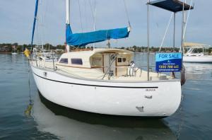 Swanson 28 Yacht