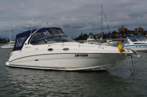 Searay 315 Sundancer Sports Cruiser