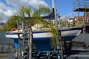 Endeavour 26 Yacht