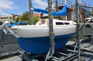 Folkboat 26 Yacht