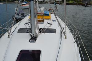 Hunter 38 Yacht