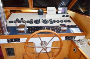 1991 Masters 54 Yachtfisher Flybridge